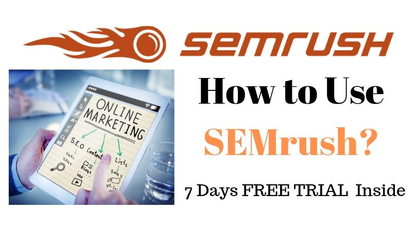 Indicators on How To Use Semrush You Need To Know