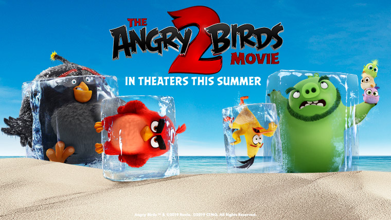 Angry Birds Movie 2 Came To The Last Trailer