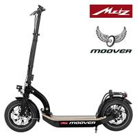 Metz moover electric scooter black