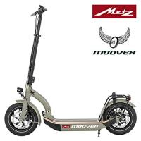 Metz moover electric scooter gray