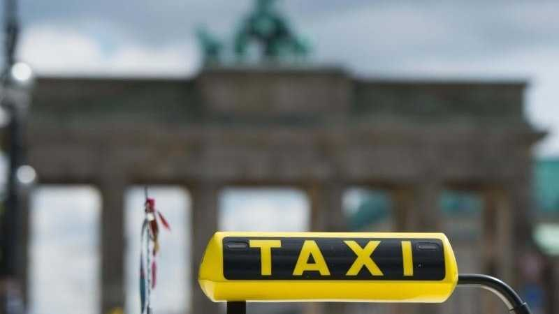 Liberalization of the driving service market: taxi chief warns of bankruptcy wave